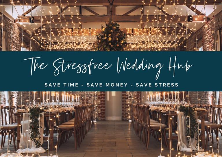 Introducing the stressfree wedding hub